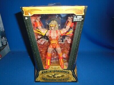 Ultimate Warrior  Action Figure Defining Moments Wwe  Mattel 2015  Highly Detail