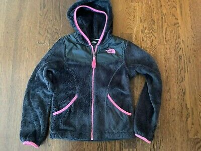 The North Face Girls Fleece Jacket Size Small (7/8)