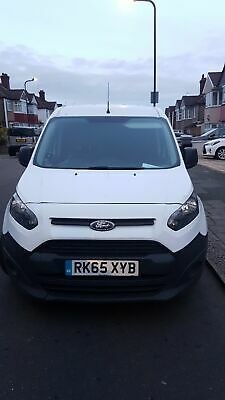 FORD TRANSIT CONNECT 220 L1 75ps 1.6  2015 TDCi DIESEL PANEL VAN IN WHITE