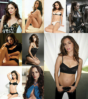 Eliza Dushku - Pack of 5 Glossy Photo Prints - 15 pictures to choose from