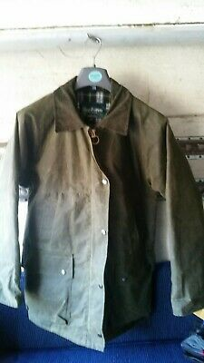 Women/'s Ladies  Game Cantrell Antique Style Waxed Cotton Padded Wax Jacket Coat