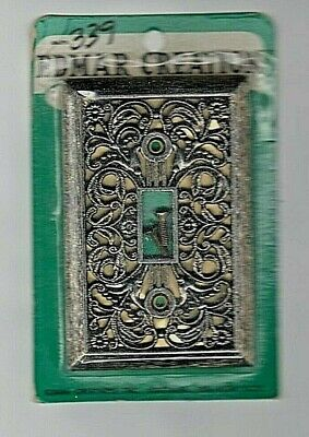 Vintage Edmar Creation Light Switch Decorative Wall Plate Cover Gothic New