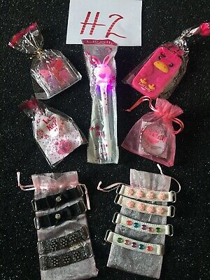 Lelli Kelly Kids Accessories JobLot, Make Up Pen Phone Case Bracelet Shoe Straps