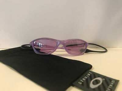 Authentic Oakley Kids Youth Half Pint Sunglasses Lavendar Purple EEUC