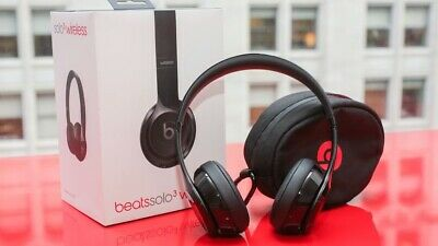 Refurbished Beats by Dr. Dre Solo 3 Wireless Headphones