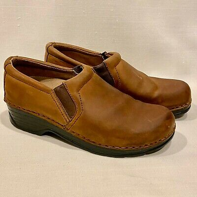 Klogs Natalie Women/'s Clogs Display Model Shoes Infield Chaos Brown 6 M