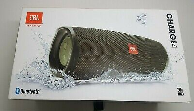Jbl Charge 4 Portable Bluetooth Speaker Bids From $1