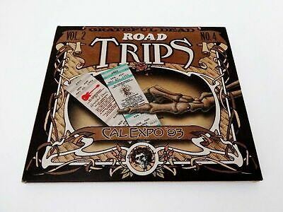 Grateful Dead Road Trips Cal Expo '93 Vol. 2 No. 4 2 CDs Original on GD Records