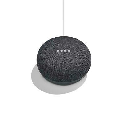 Google Home Mini Smart Speaker Hey Google - Charcoal - Home Assistant