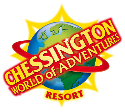 2 X Chessington Tickets - Sun Savers Codes Thursday 13th February 2020