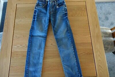 Boys Mid Wash Blue Denim Jeans - 8 years