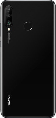 Huawei P30 Lite New Edition (Midnight Black)