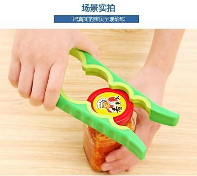 Screw Cap Jar Opener Bottle Lid Wrench Multifunction Kitchen Tool Gourd Shaped j