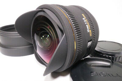(6591) Excellent Condition SIGMA AF 10mm F2.8 DC HSM for Pentax from Japan