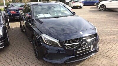 Mercedes Benz A200d AMG Line Premium - Night Edition