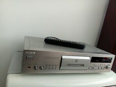 Sony Cdp-Xb930 Qs High End Cd Player With Remote. Dac. Stable Platter Puch