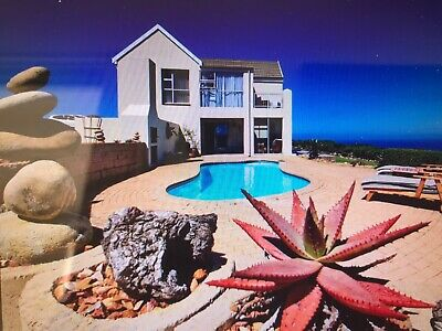 House For sale - Detached House Nature Reserve W.Cape South Africa 180° Sea View