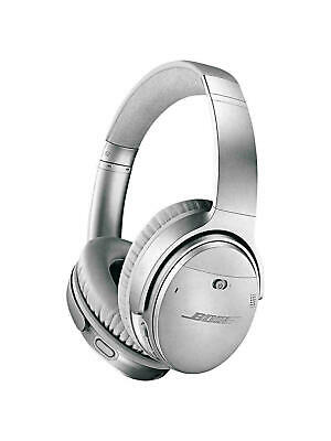BOSE Cuffie QuietComfort 35 SERIE II Cuffie Wireless-Silver warranty 2 years