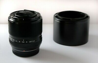 Fujinon XF 60mm F2.4 R Macro - Boxed and Mint