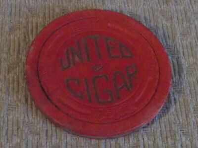 UNITED CIGAR NO CASH VALUE SHOWN hotel casino gaming poker