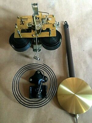 Wall Clock 31 Day Striking Movement Spares And Repairs