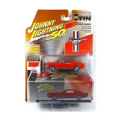 1982 Ford Mustang GT  Red **RR** Johnny Lightning Classic Auto World 1:64 OVP