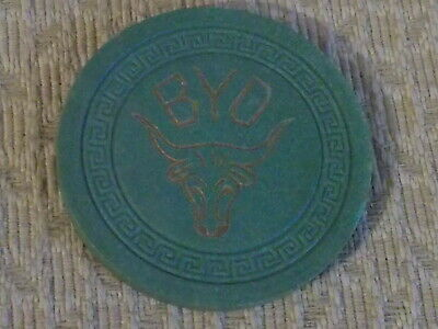 BYO HOTEL CASINO $10 hotel casino gaming poker chip