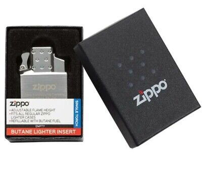 New Zippo single torch butane  lighter insert 65826