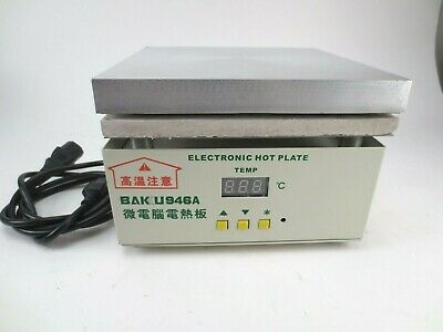 BAKU 946A BK-946A 800W Digital Electronic Heat Plate for Screen Removal