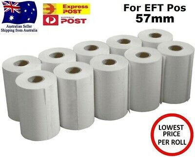 Bulk Buy 57mm Thermal Receipt Paper for Cash Register POS Ticket Printing