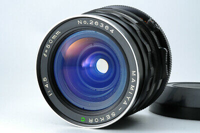 [Excellent] Mamiya Sekor C 50mm f/4.5 Lens for RB67 Pro S SD From Japan #19152