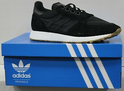 adidas - FOREST GROVE - Black Mens Trainers (CG5673)