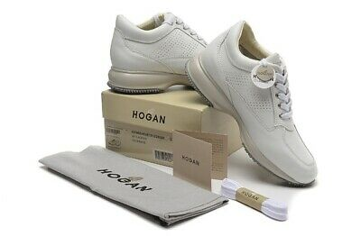 Hogan Interactive Scarpe Bianco Donna Size35,5-39,5 Nuove Shoes Women Sneaker