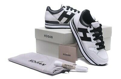 Hogan Interactive Scarpe Bianco Donna Size 35,5-39,5 Nuove Shoes Women Sneaker