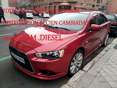 MITSUBISHI Lancer Sportback 2.0 DID Motion 5p. Coche Vehículo