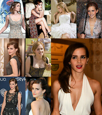Emma Watson - Pack of 5 Glossy Photo Prints - 20 pictures to choose from