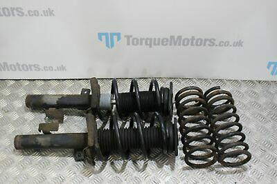 Ford Focus ST MK2 5DR Front & rear eibach springs with standard front shocks