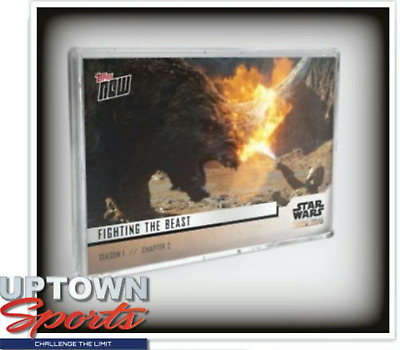 Star Wars: The Mandalorian TOPPS NOW® 5-Card Pack - S1 : Chapter 2