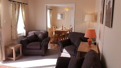 3 bed lodge. Nr PADSTOW. CORNWALL. 11/04/20 - 18/04/20