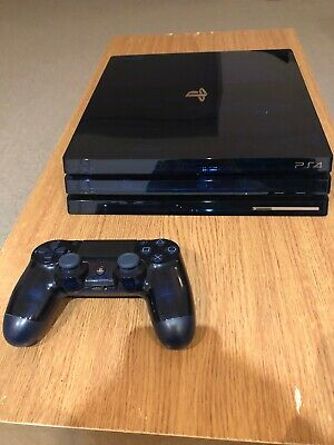 Sony PlayStation 4 ( PS4 ) Pro 2TB 500 Million Limited Edition Console