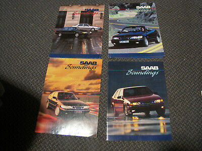 ONE From This Saab Soundings Magazine Collections