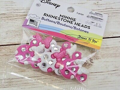 DISNEY The Little Mermaid 7726 Dress It Up Buttons Embellishments Fish Lobster