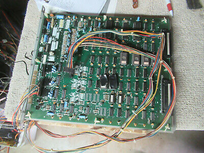 w/ frame missing cable DONKEY KONG  nintendo working arcade game pcb board fl-1