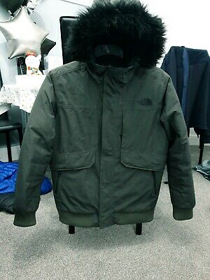 The North Face 550 Gotham Down Parka, Men Size Small / Boys XL
