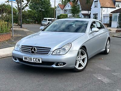 Mercedes-Benz CLS320 3.0CDi 7G-Tronic 2008 only £4995
