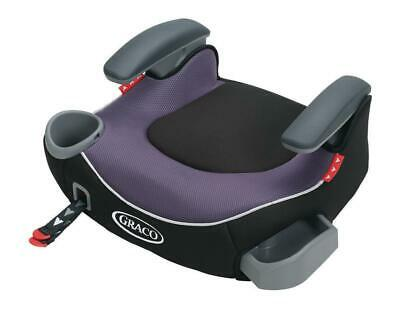 Graco TurboBooster LX Backless Booster Car Seat, Anabele Purple Box Damage (wp1)