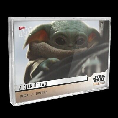 Star Wars: The Mandalorian TOPPS NOW 5-Card Pack S1: Chapter 8 - Print Run: 2219