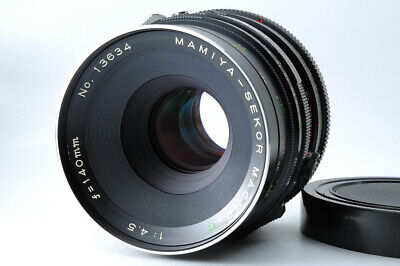 [Excellent] Mamiya Sekor C 140mm f/4.5 Macro Lens for RB67 Pro S SD From Japan