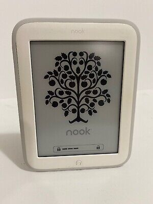 NOOK GLOWLIGHT eBook Reader By Barnes & Noble