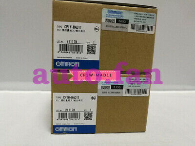 For 1pcs Omron CP1W-MAD11 module